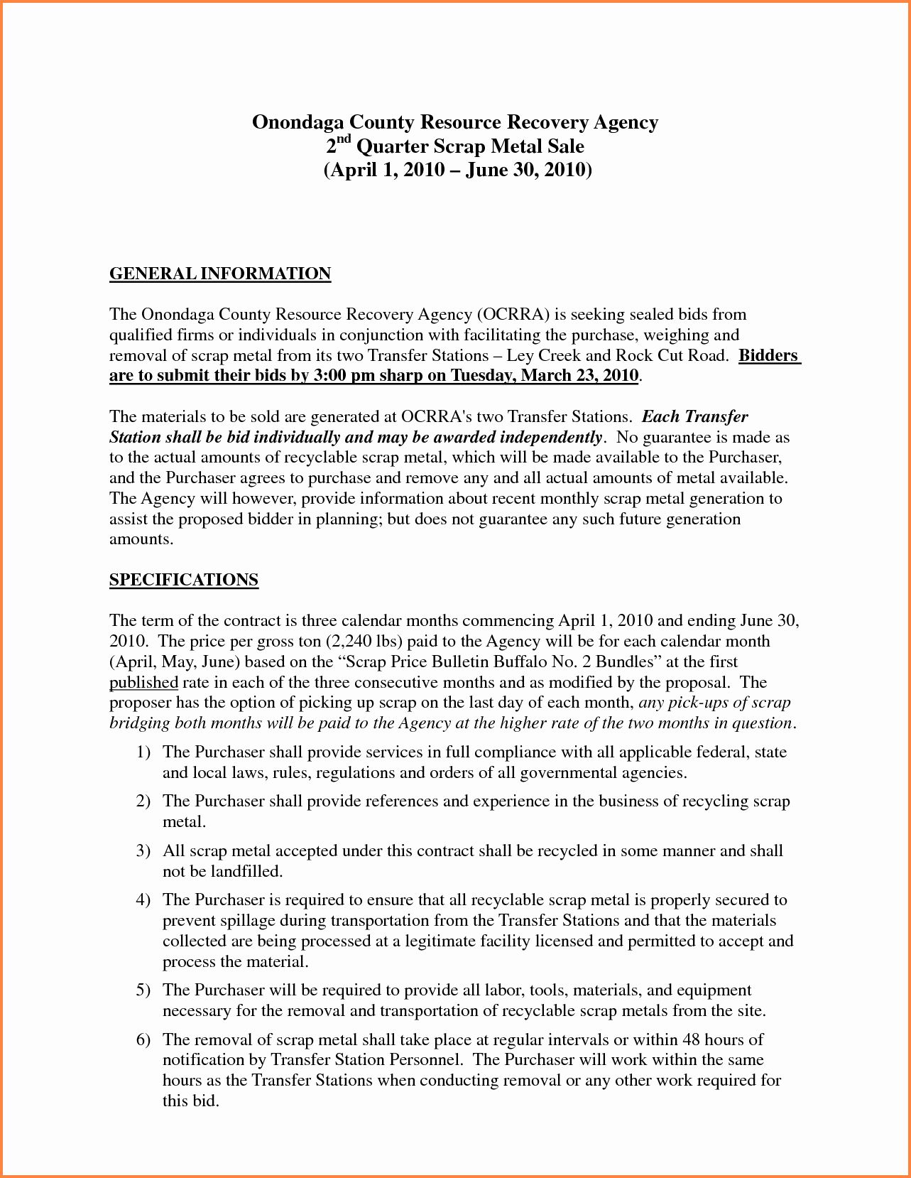 Format Business Proposal Sample Pdf