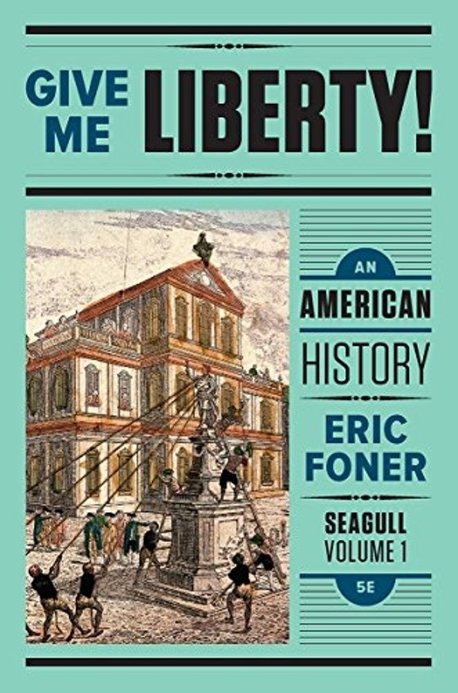 Give Me Liberty Ap Edition Pdf