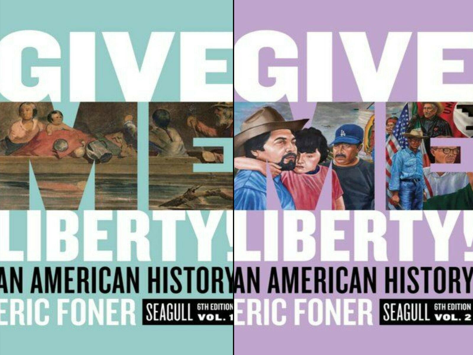 Give Me Liberty Eric Foner Pdf 4th Edition