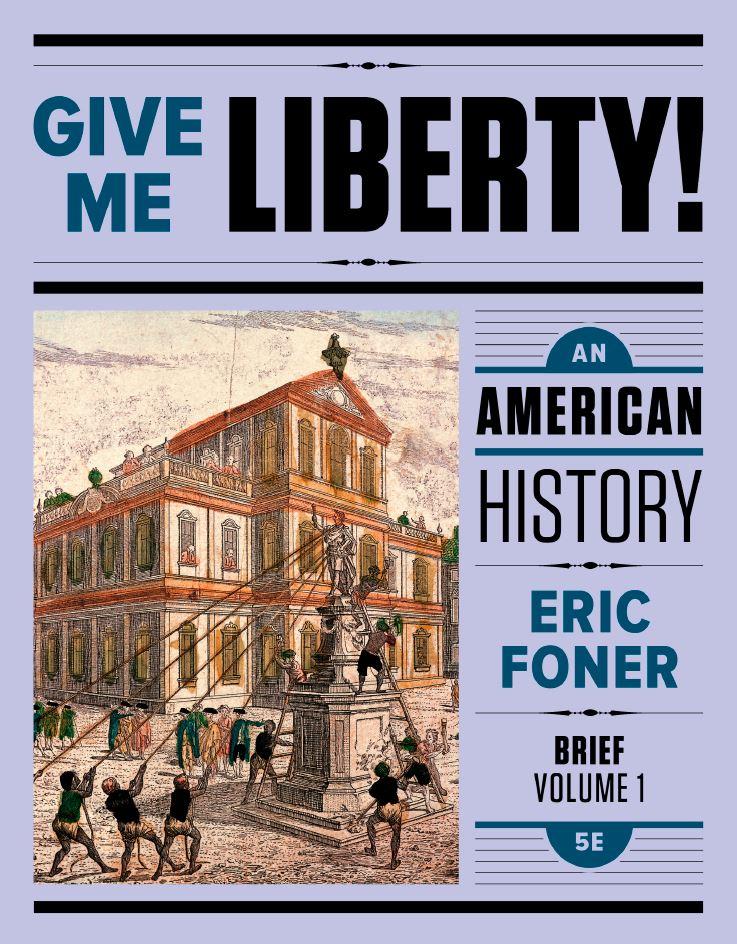 Give Me Liberty Eric Foner Pdf 5th Edition