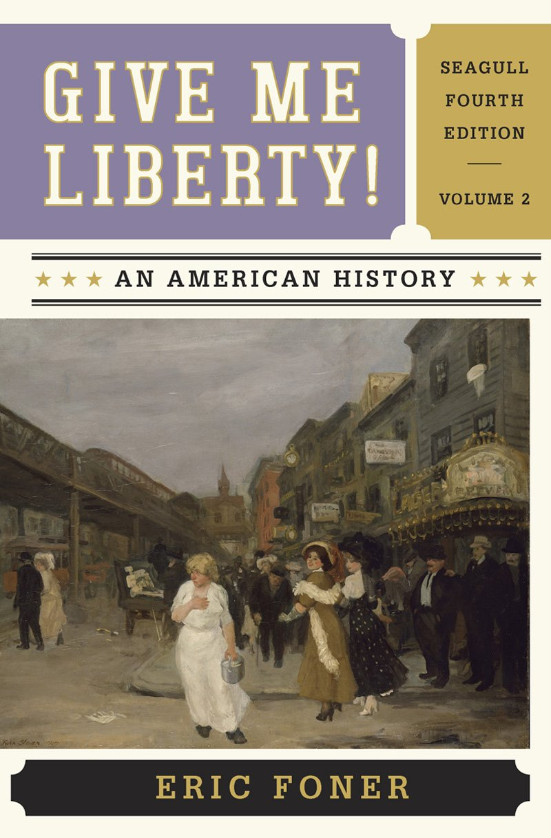 Give Me Liberty Eric Foner Pdf Download