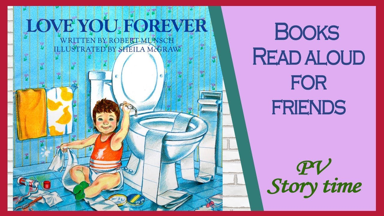 I'll Love You Forever Book Pdf