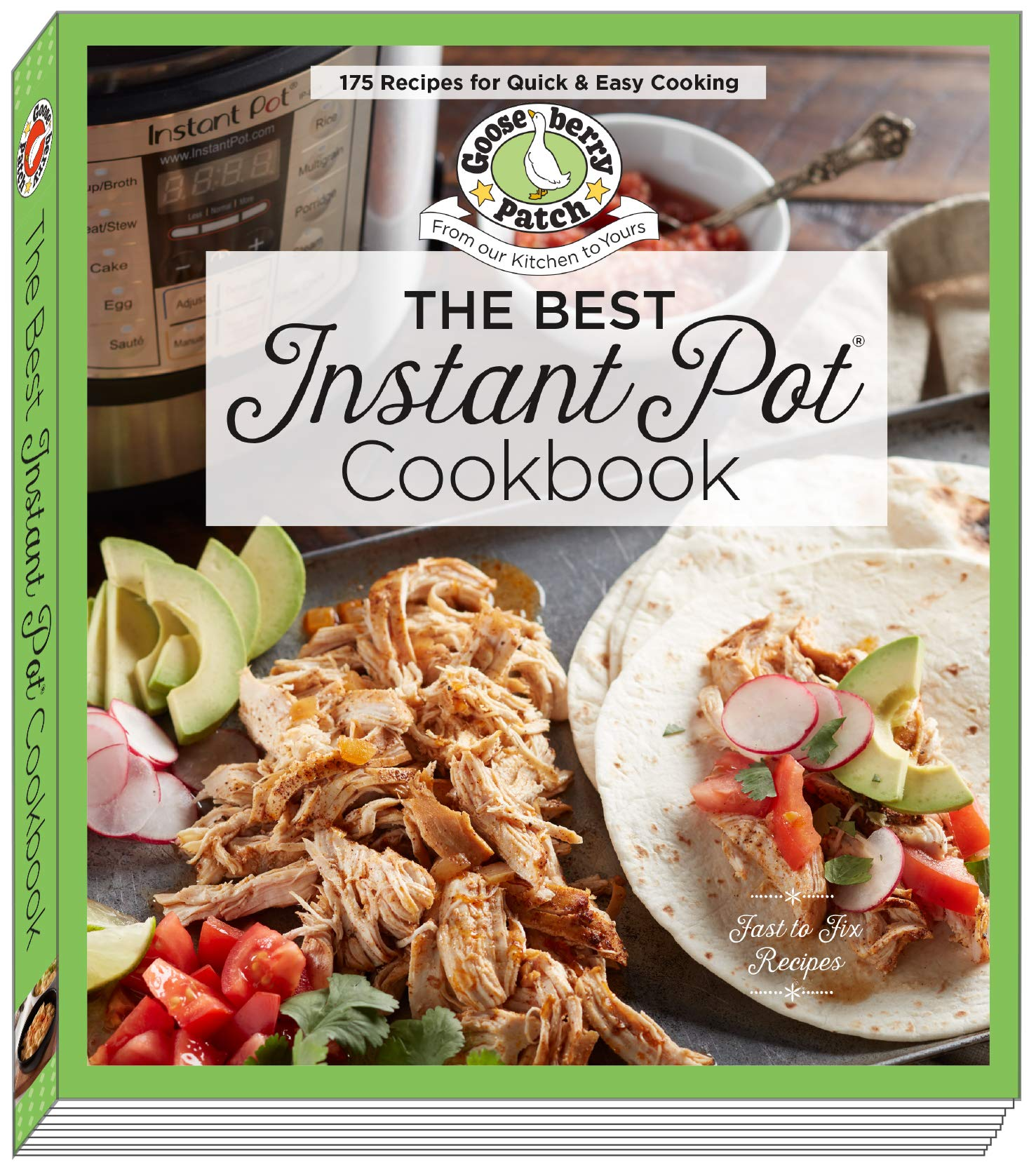 Instant Pot Cookbook Pdf Free