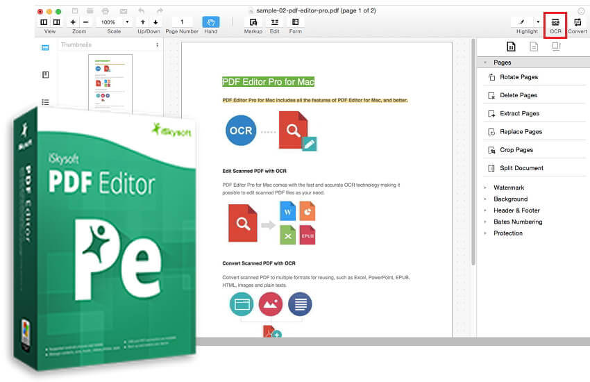 Iskysoft Pdf Editor Download