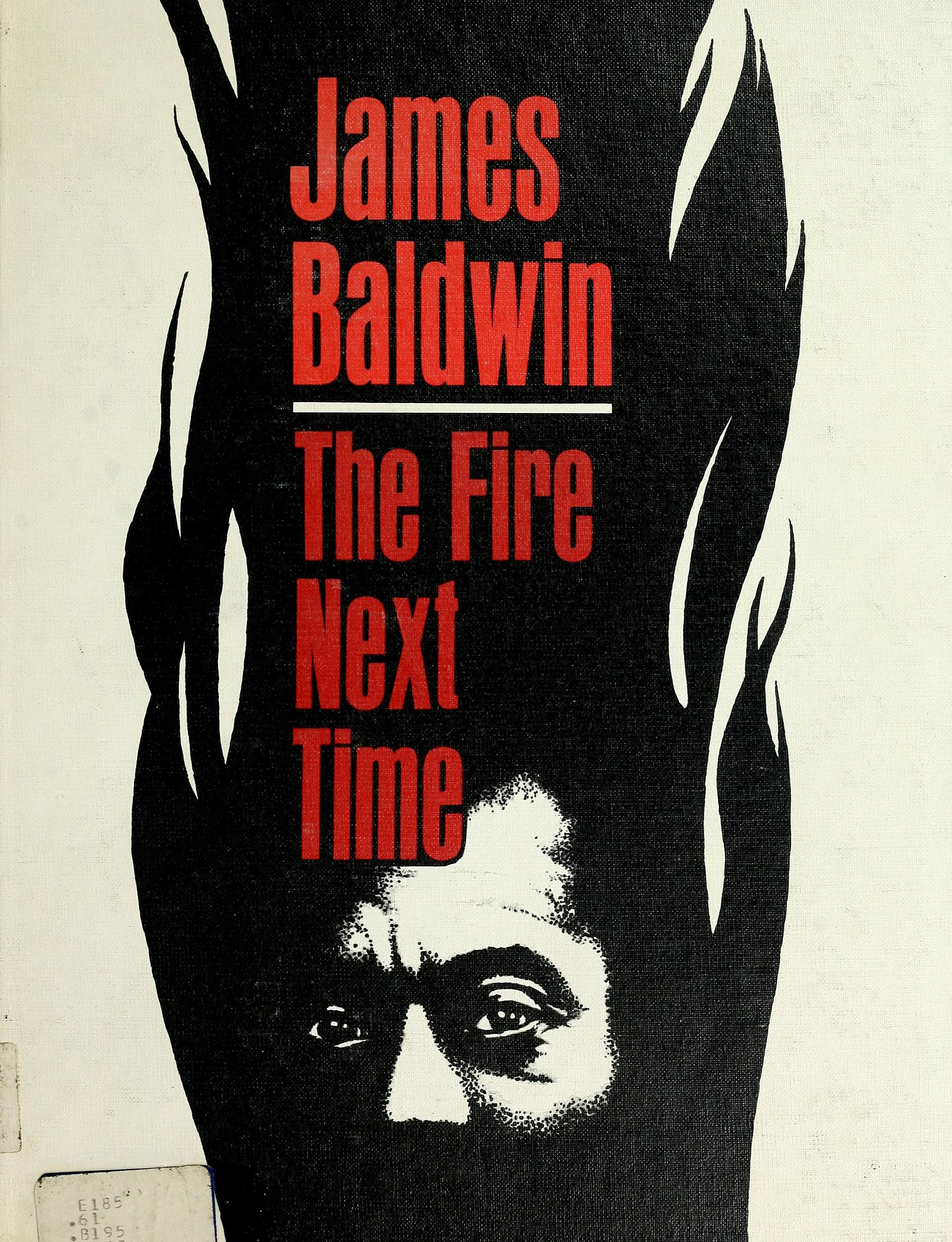 James Baldwin The Fire Next Time Pdf
