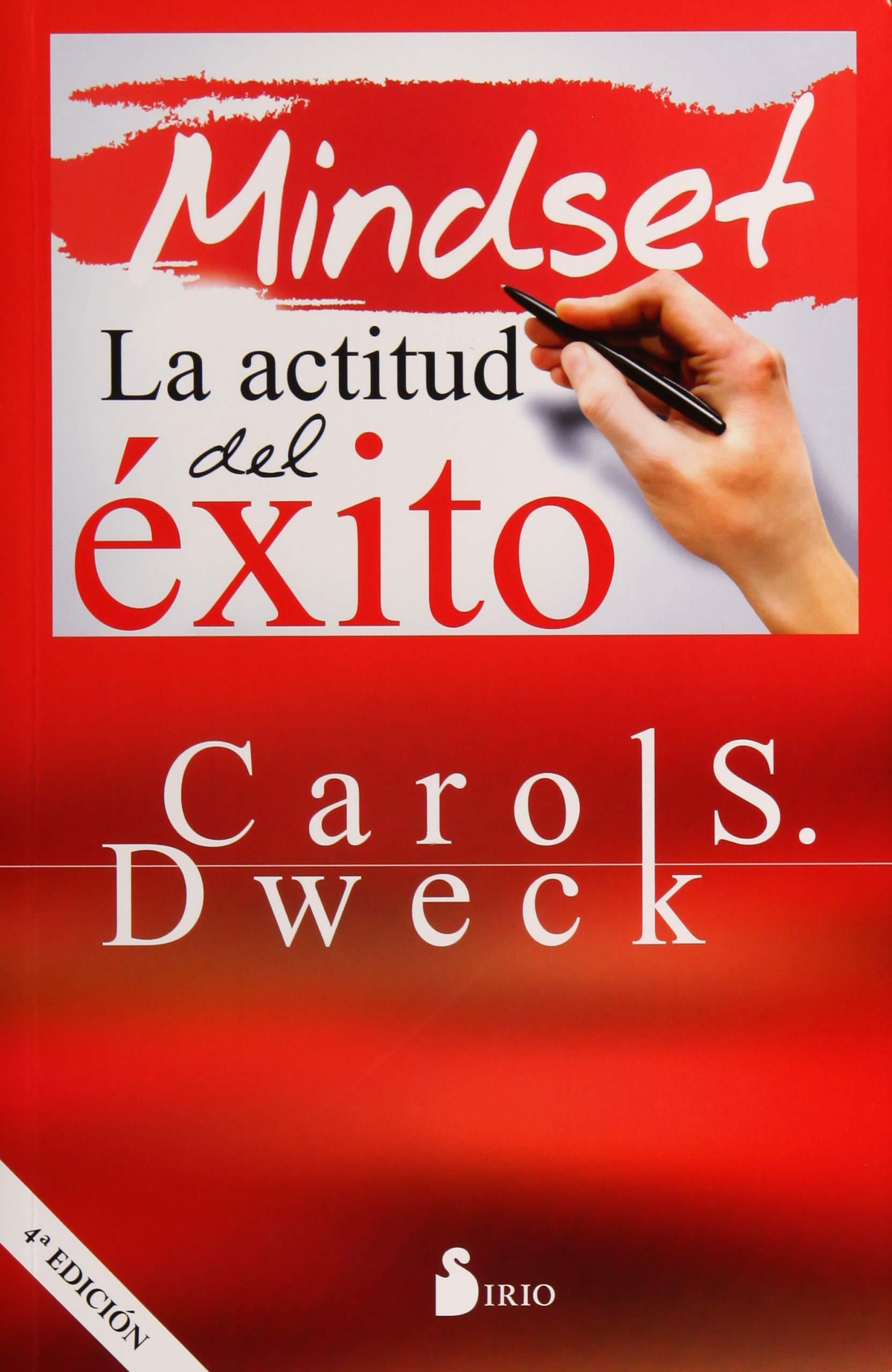 Libro Mindset Carol Dweck Pdf