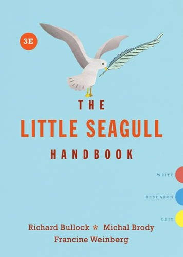 Little Seagull Handbook 3rd Edition Pdf