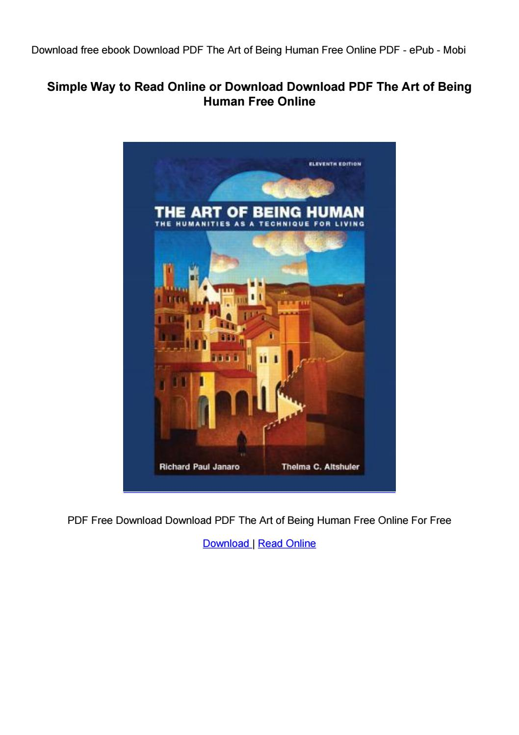Living With Art 11th Edition Pdf Download