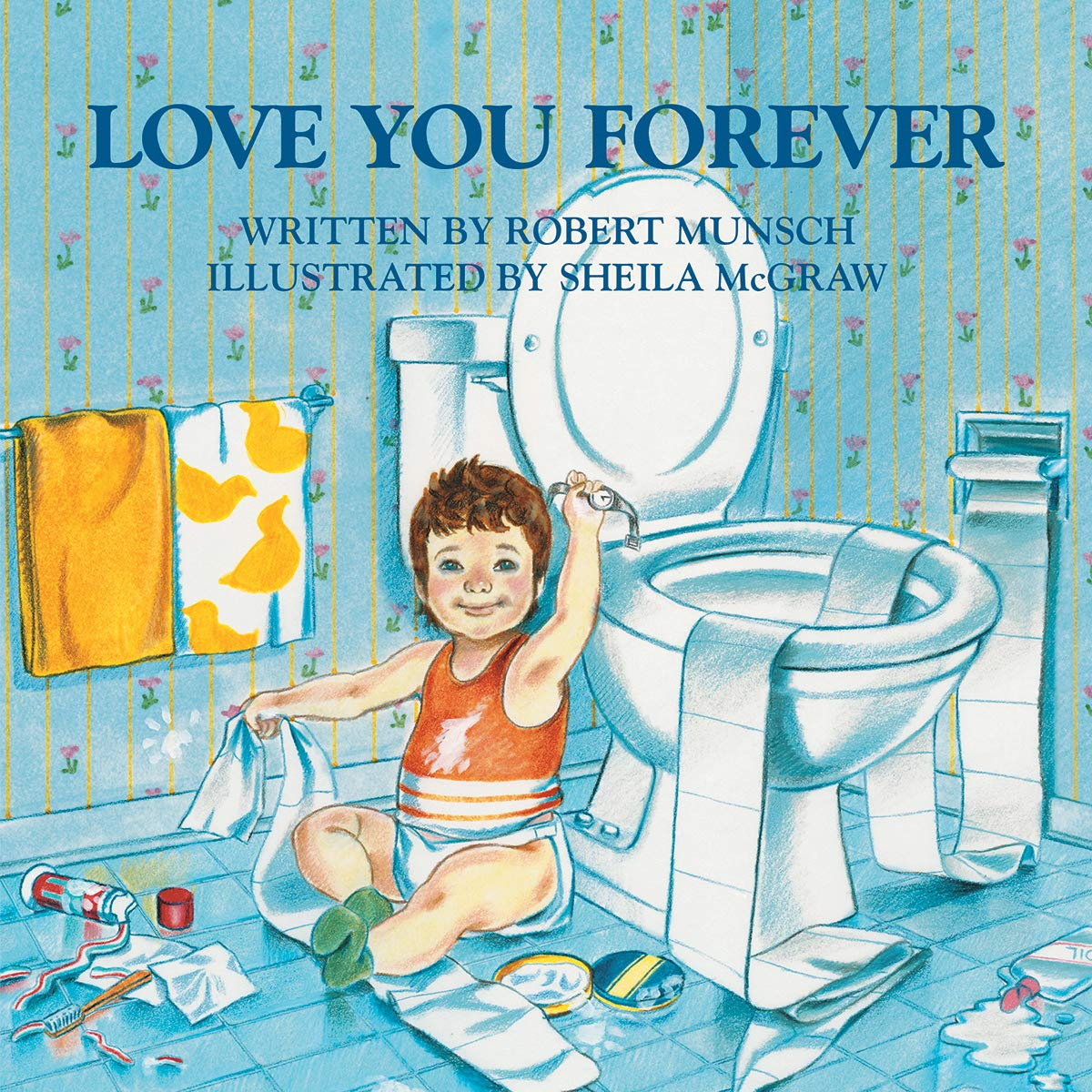 Love You Forever Book Pdf With Pictures