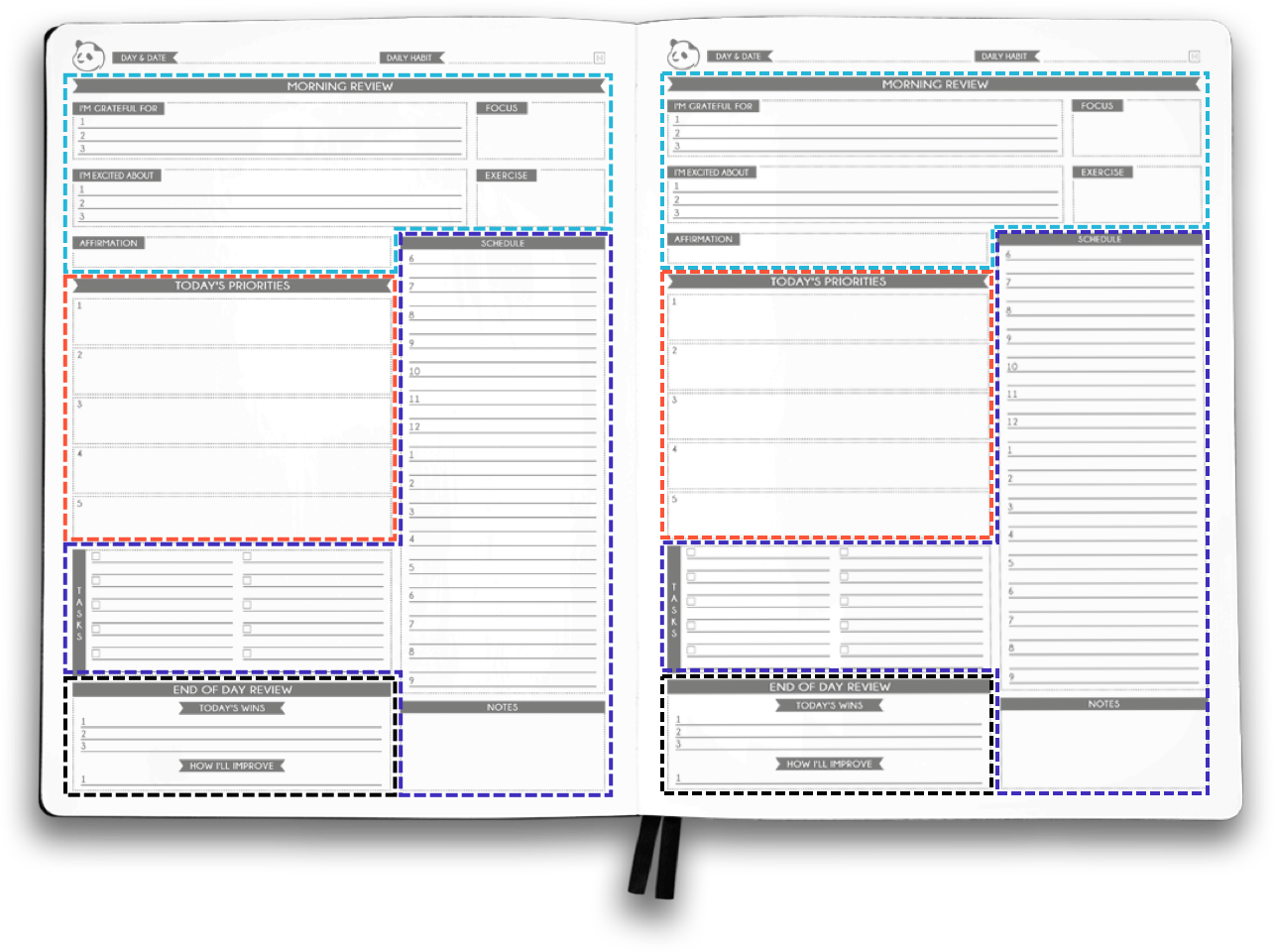 Panda Planner Pdf Download