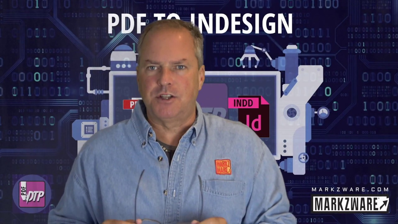 Pdf To Indesign 2020