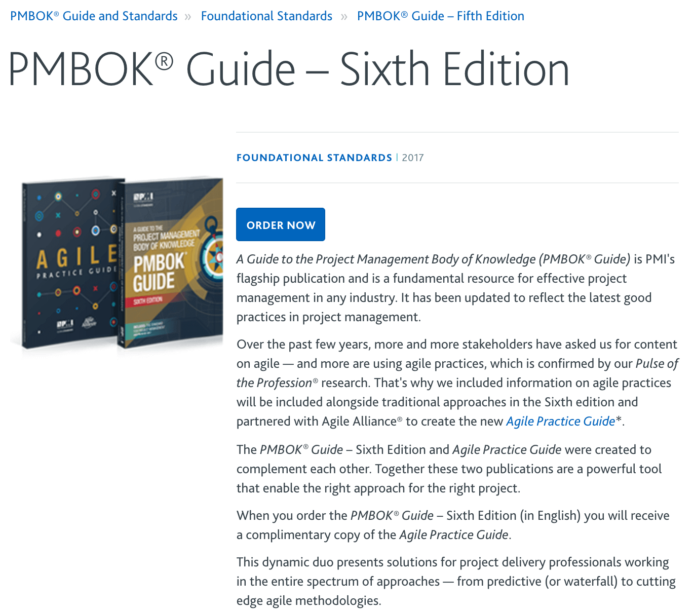Pmbok Guide 6th Edition Pdf Download
