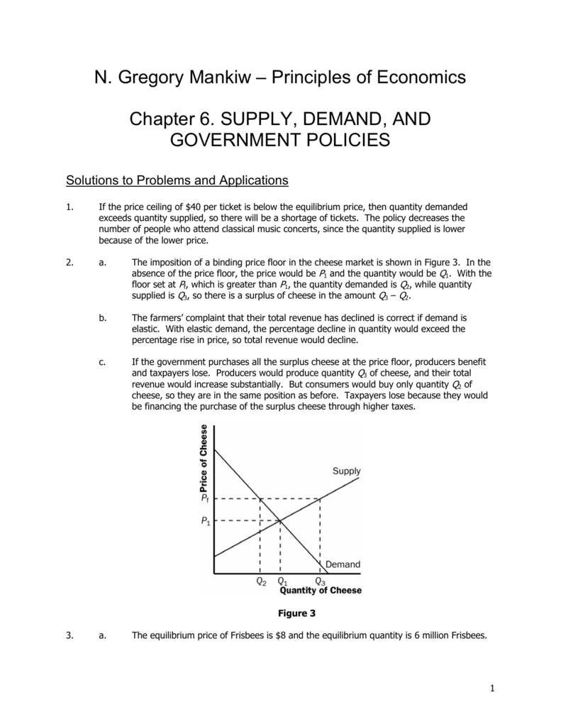 Principles Of Economics Mankiw 8th Edition Pdf