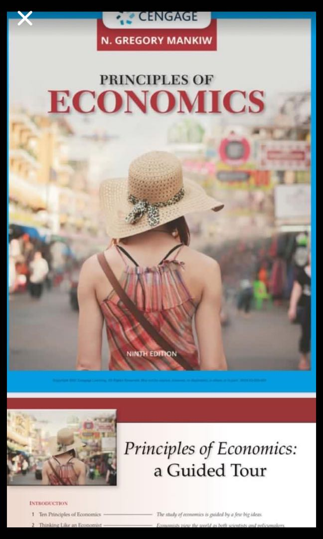 Principles Of Economics Mankiw 9th Edition Pdf