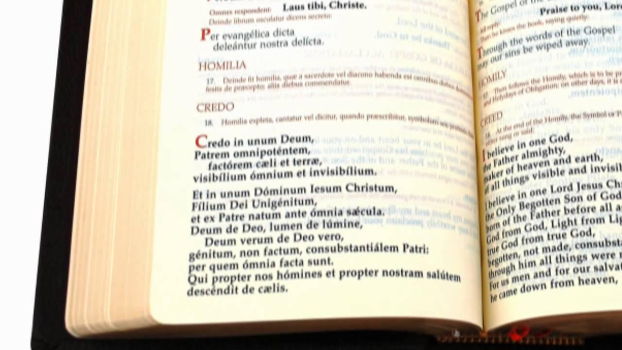Roman Missal Pdf 2020