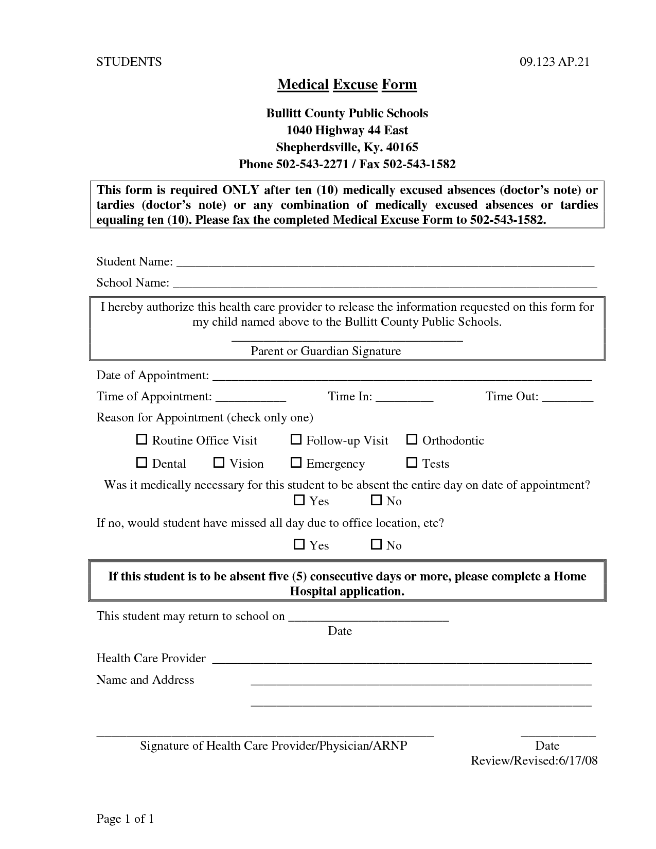 Template Fake Doctors Note Pdf