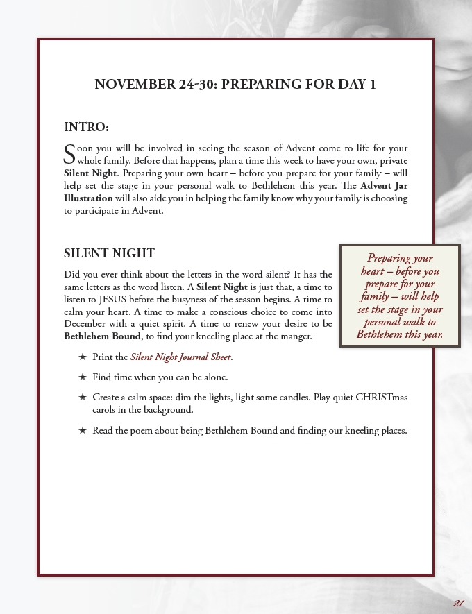 Advent Devotional Pdf