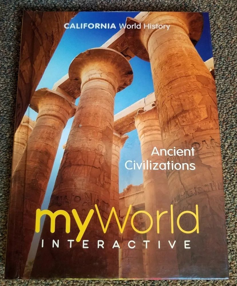 Ancient Civilizations Textbook 6th Grade Mcgraw Hill Pdf