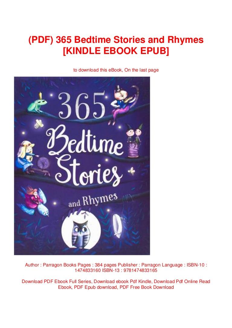 Bedtime Stories Pdf