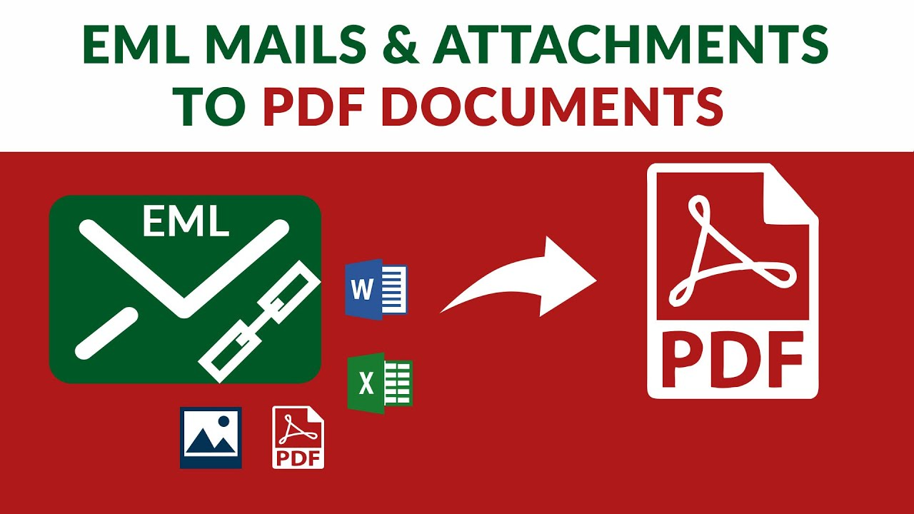 Convert Eml To Pdf With Attachments
