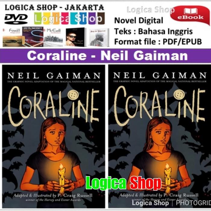Coraline Comic Book Pdf