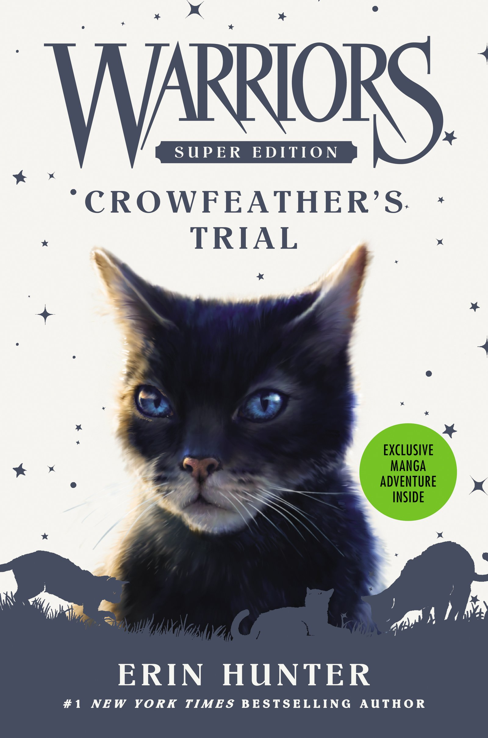 Crowfeather's Trial Pdf