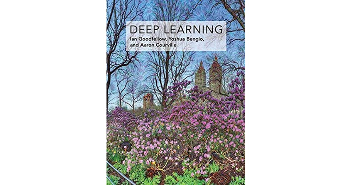 Deep Learning Ian Goodfellow Pdf Free Download