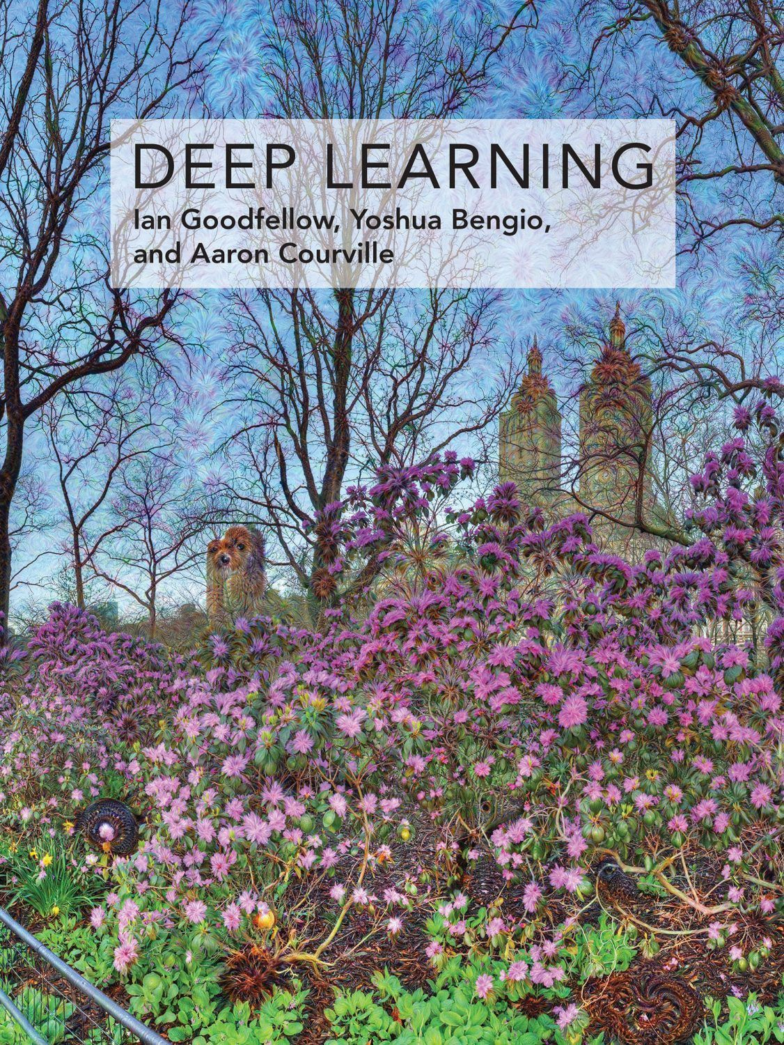 Deep Learning Ian Goodfellow Pdf