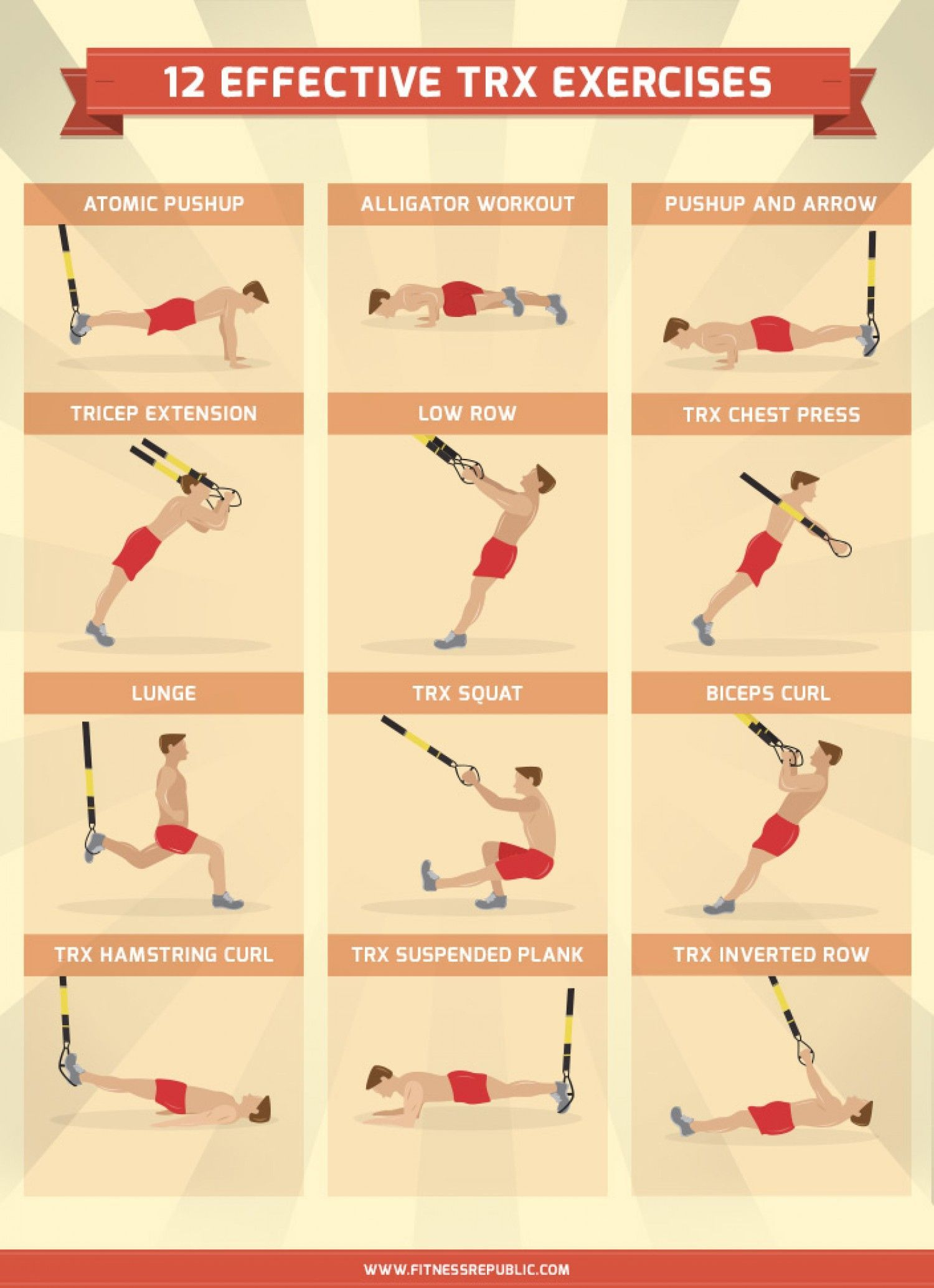 Full Body Trx Workout Pdf