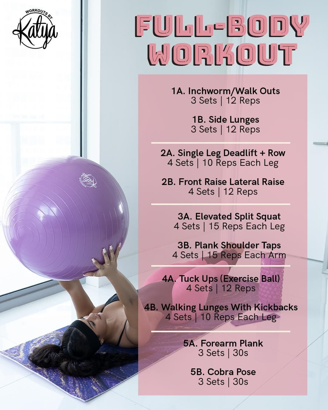 Katya Free Pdf Workouts By Katya