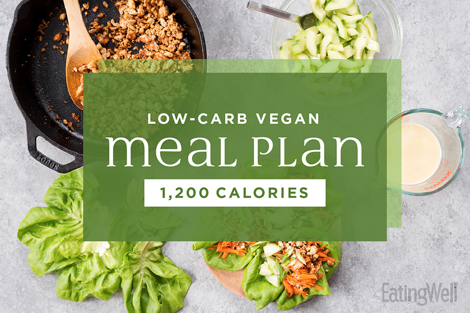 Low Carb Simple 1200 Calorie Meal Plan Pdf