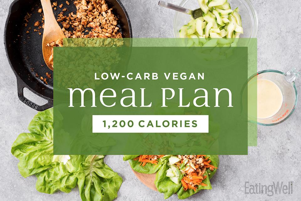 Low Carb Simple 1200 Calorie Meal Plan Pdf