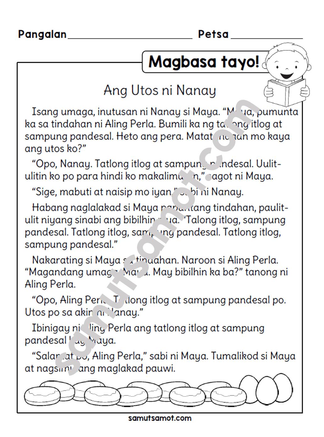 Tagalog Bedtime Stories Pdf