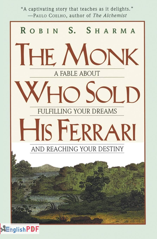 The Monk Who Sold His Ferrari Pdf In English