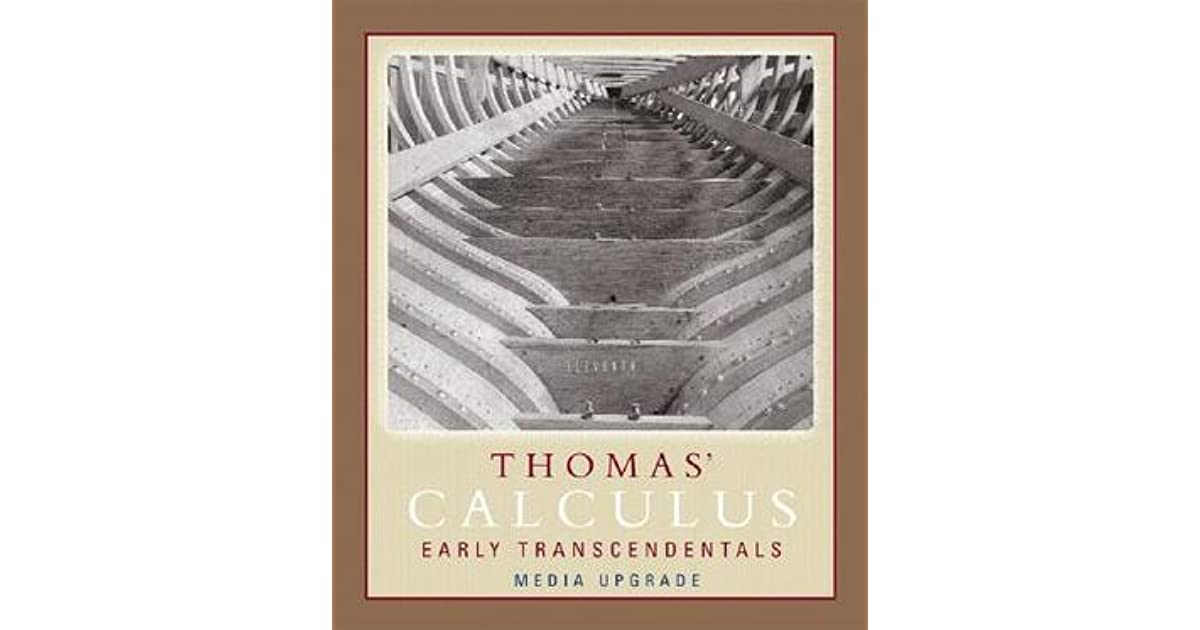 Calculus Early Transcendentals 7th Edition Pdf Reddit