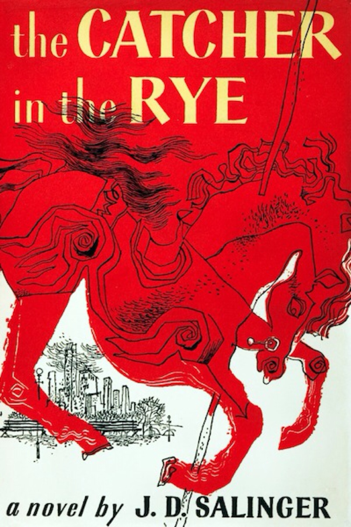 Catcher And The Rye Pdf