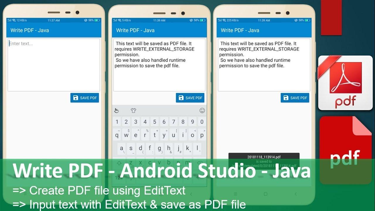 Convert Pdf To Text File Java