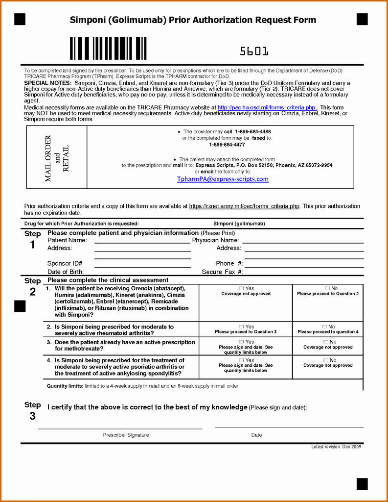 Key Covermymeds Prior Authorization Form Awesome 50 Unique Prior Authorization Form Template Us Script