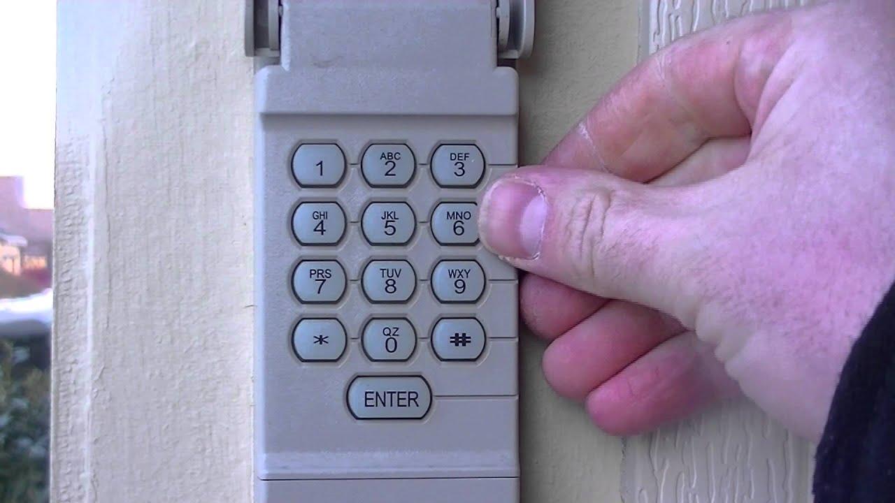 Craftsman Garage Door Opener Keypad Manual Pdf