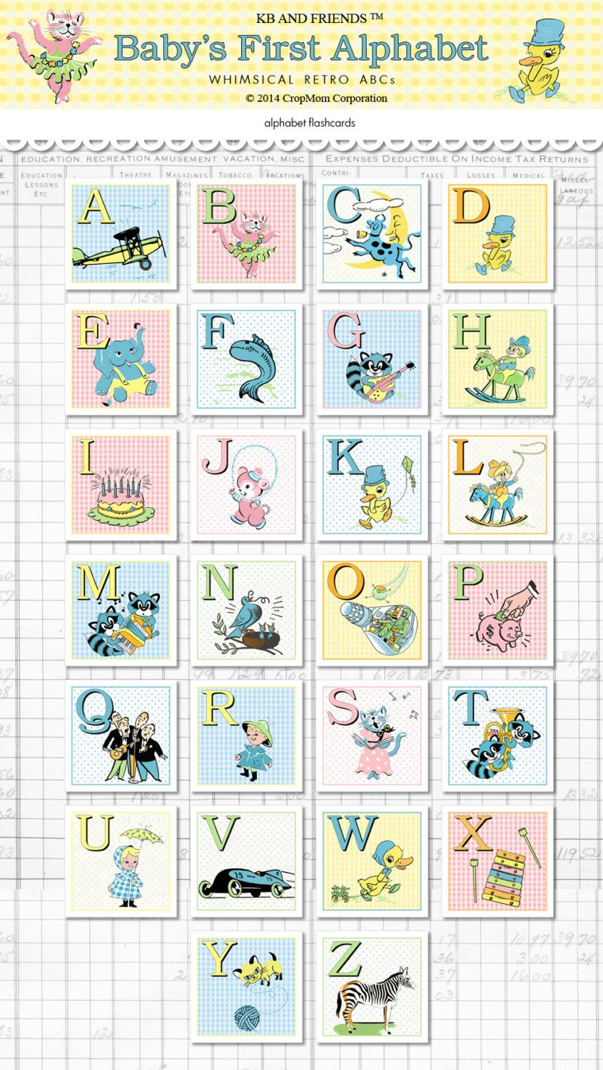 Downloadable Alphabet Flash Cards Pdf