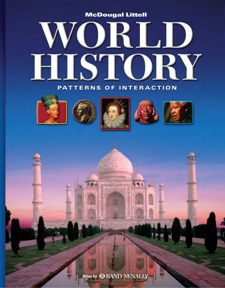 Glencoe World History Textbook Pdf Download