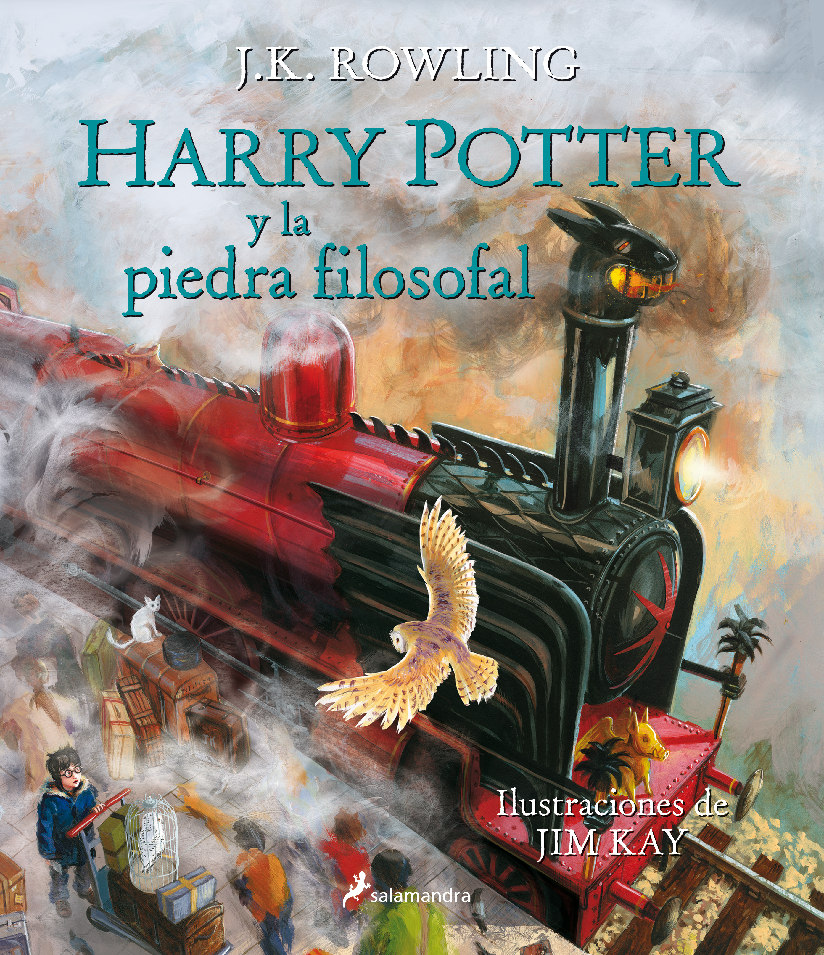 Harry Potter Y La Piedra Filosofal Ilustrado Pdf