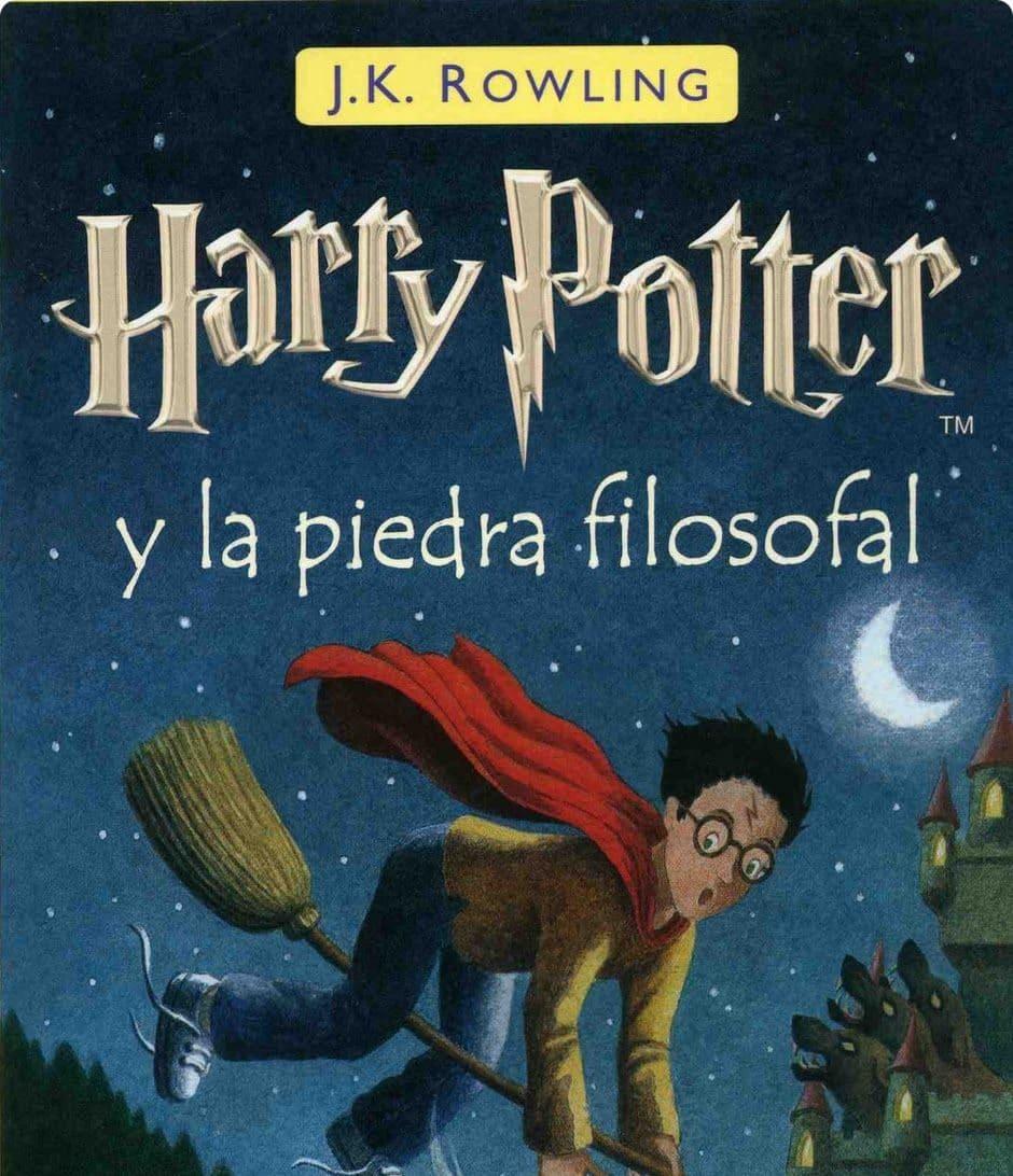 Libro De Harry Potter Y La Piedra Filosofal Pdf