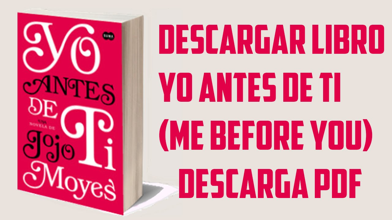 Libro Me Before You Pdf
