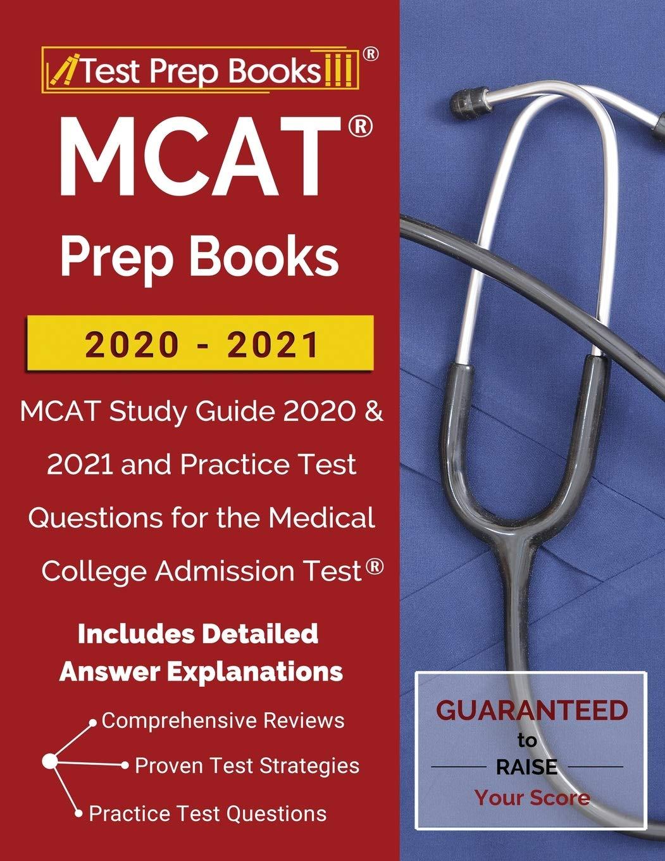 Mcat Study Guide Pdf 2020