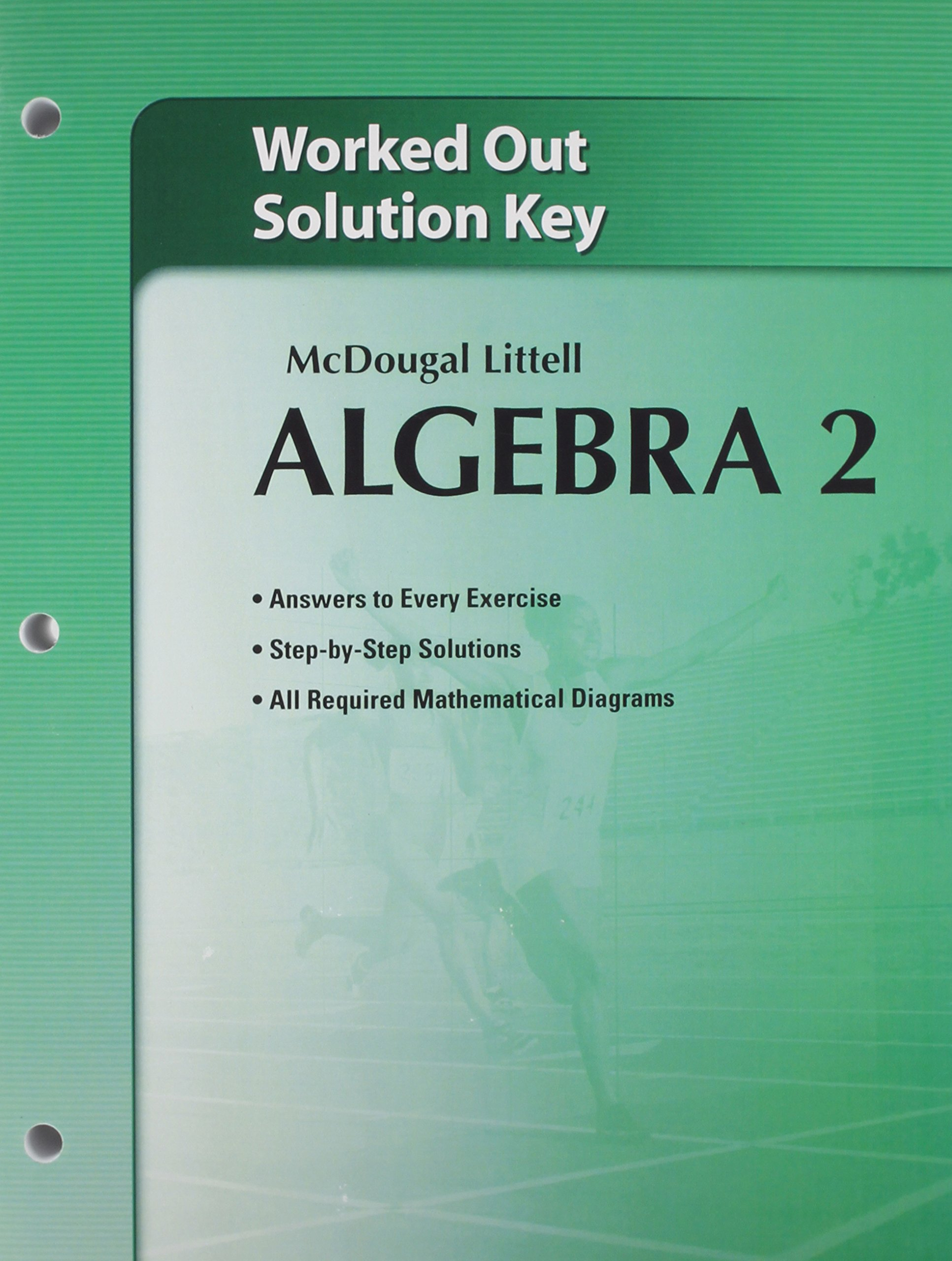 Mcdougal Littell Algebra 1 Teacher's Edition Pdf