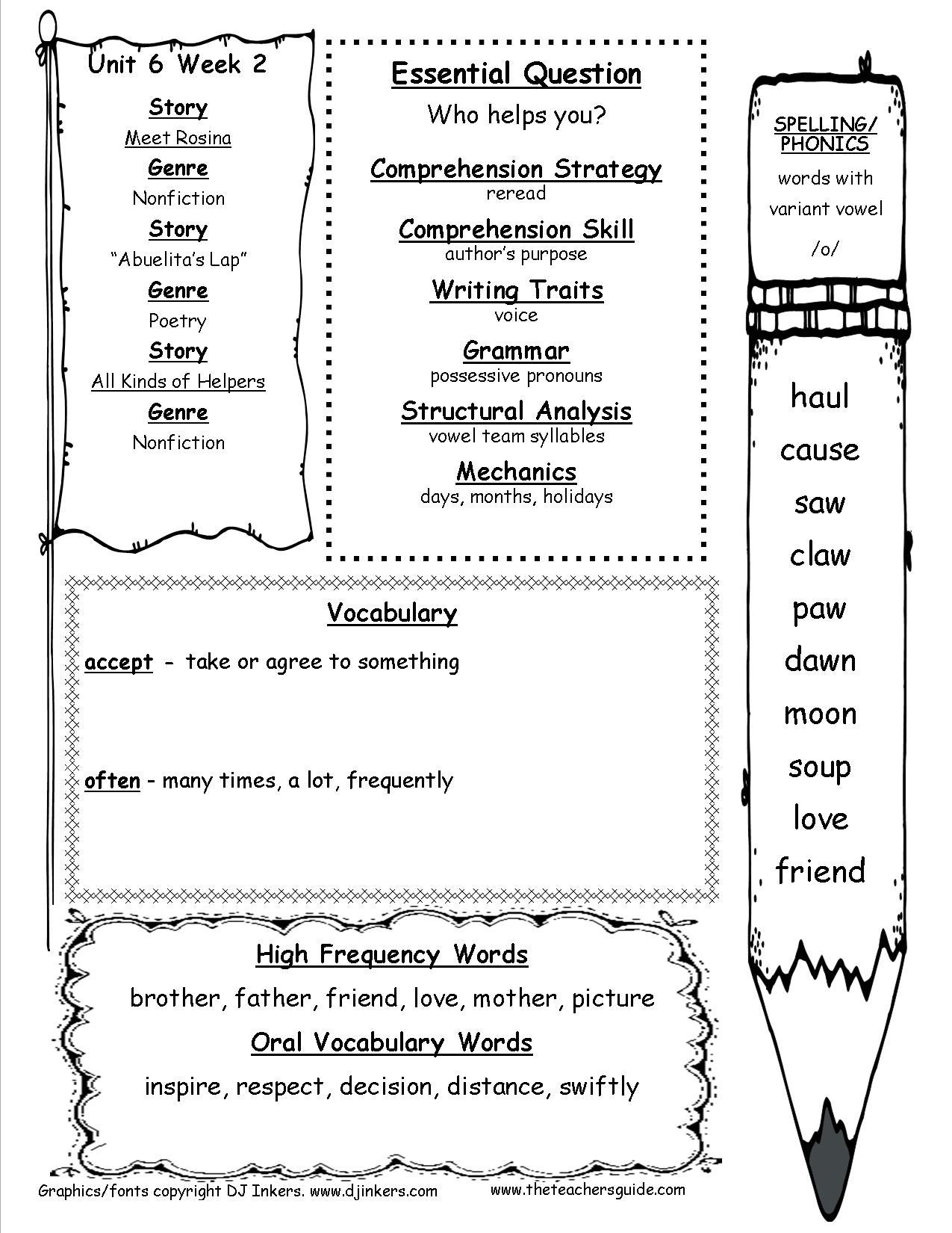 Mcgraw Hill Reading Wonders 1st Grade Pdf