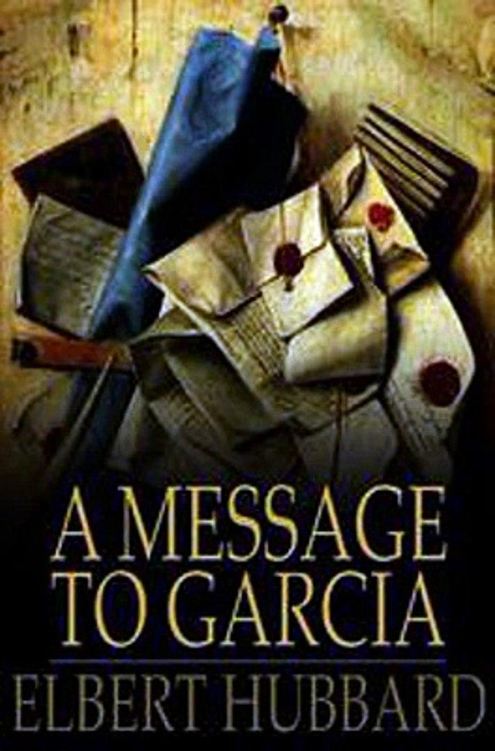 Message To Garcia Pdf Download