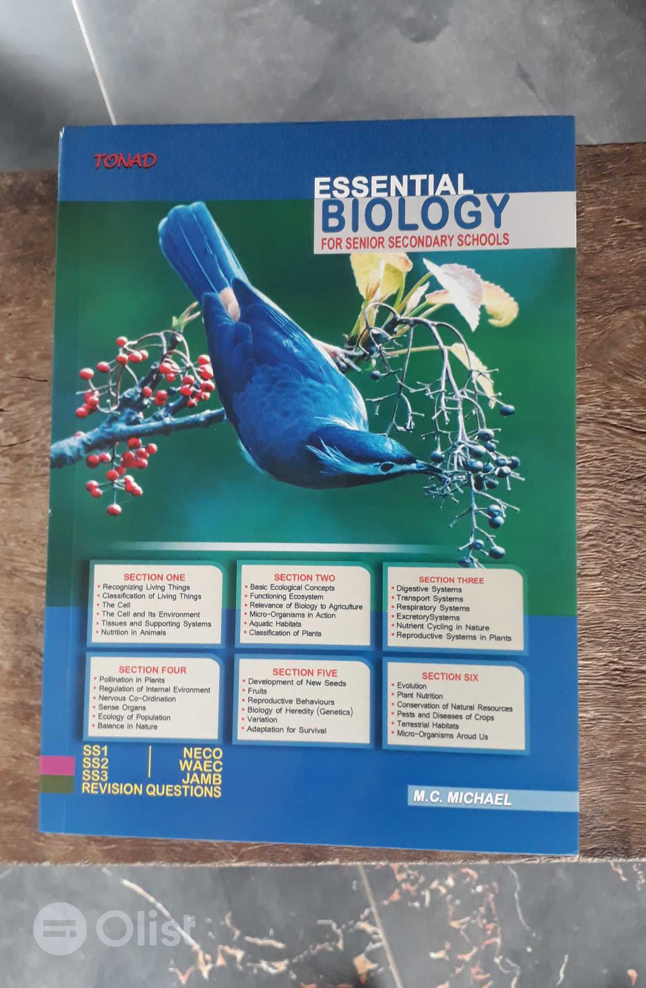 Modern Biology Textbook Nigeria Pdf Download