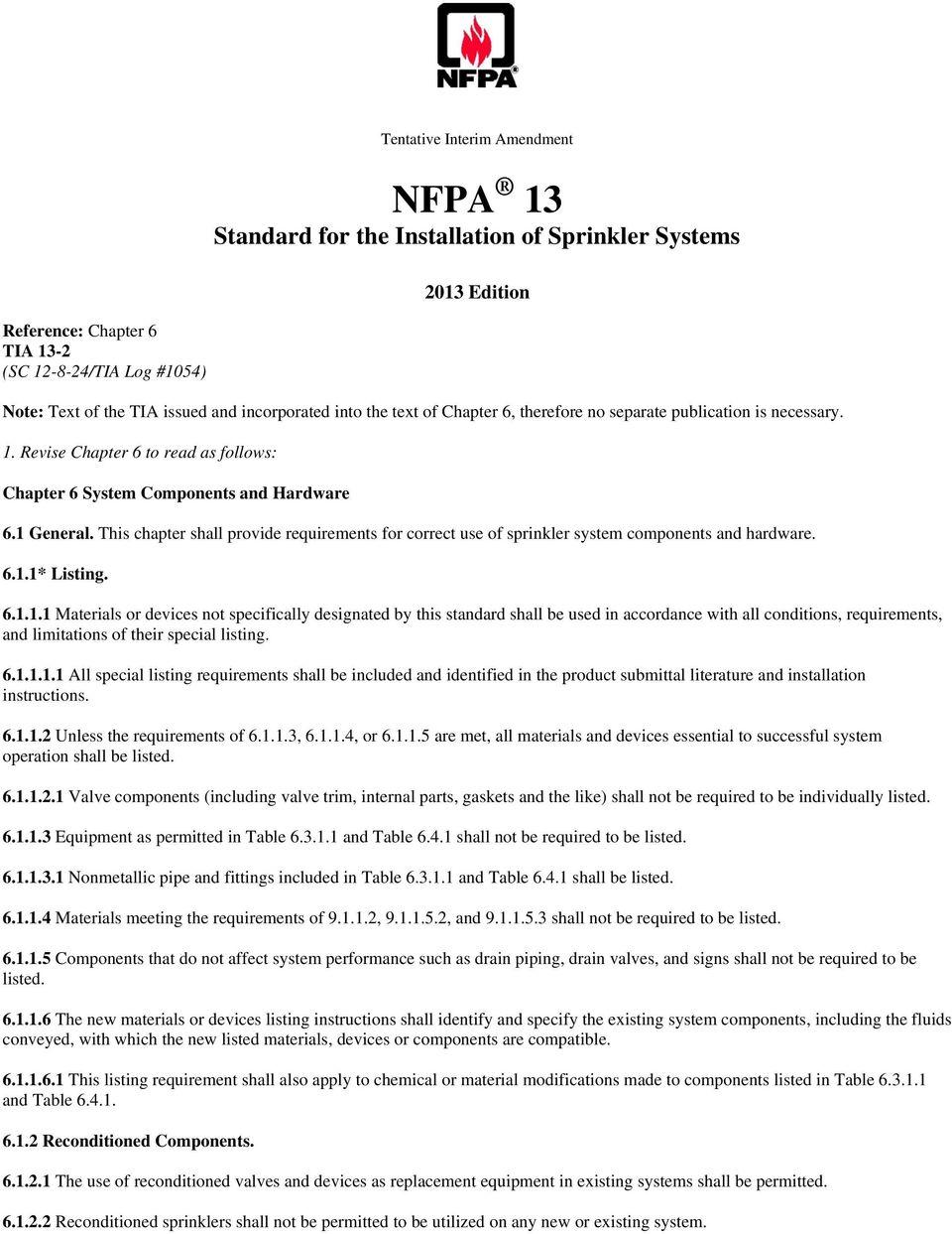 Nfpa 13 Pdf Free
